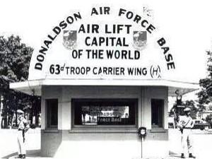Donaldson Airport